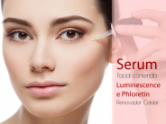 Serum facial contendo Luminescence e Phloretin 25ml