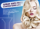 Spray Anti frizz  - Contém Nano Liss